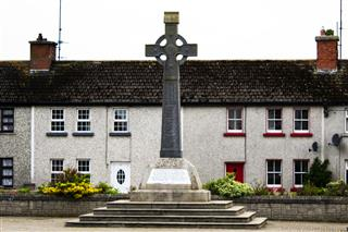 Monument to Fr Murphy