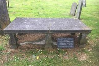 Fr Murphys Grave