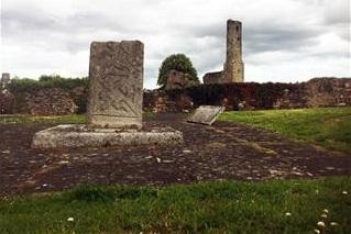 King Diarmait MacMurrough Grave
