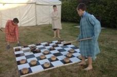 medieval games at ferns castle