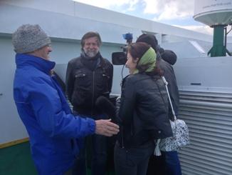 Ferns Gathering 2013 en route to Wales