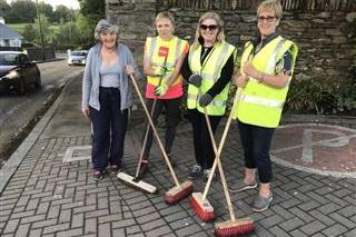 Ferns Tidy Towns Volunteers
