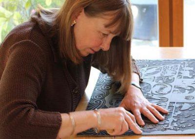 Rebecca Homfray – Printmaker