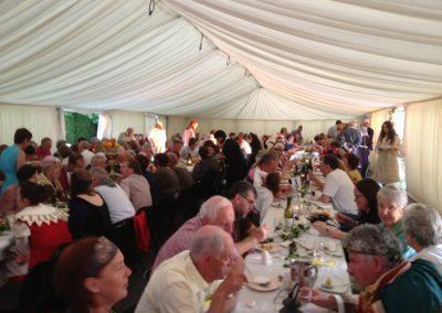 ferns gathering medieval banquet