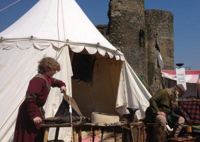 ferns gathering medieval fair