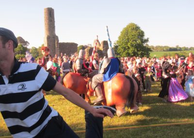 Ferns medieval gathering