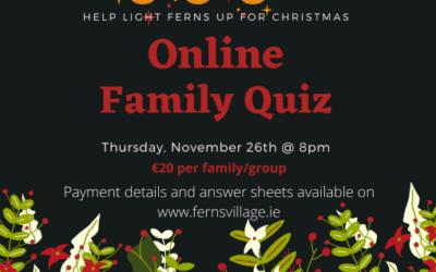 Ferns Family Quiz